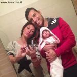 Guendalina Tavassi, Umberto D'Aponte e la piccola Chloe