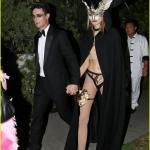 Halloween - Adam Levine e Behati Prinsloo