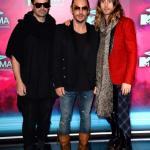 MTV EMA's 2013 - Jared Leto e 30 Seconds to Mars