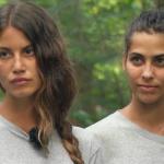 Pechino Express - Le Modelle Ariadna Romero e Francesca Fioretti