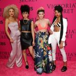 Victoria's Secret Fashion Show 2013 - Amira McCarthy, Jess Plummer, Shereen Cutkelvin, Asami Zdrenka