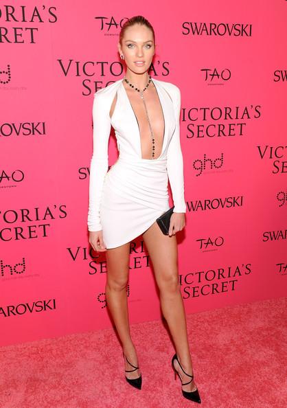 Victoria's Secret Fashion Show 2013 - Candice Swanepoel