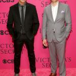 Victoria's Secret Fashion Show 2013 - Nigel Barker, Thomas Farley