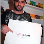 Alessio Lo Passo inaugura Revolution