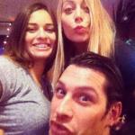 Cristiano Angelucci, Elisa Panichi e Karina Cascella