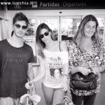 Stefano De Martino, Belen Rodriguez e Veronica Cozzani