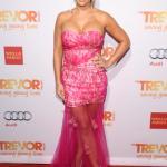 TrevorLive Los Angeles Benefit 2013 - Jenni Jwoww Farley
