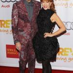 TrevorLive Los Angeles Benefit 2013 - Kathy Griffin e Adam Lambert