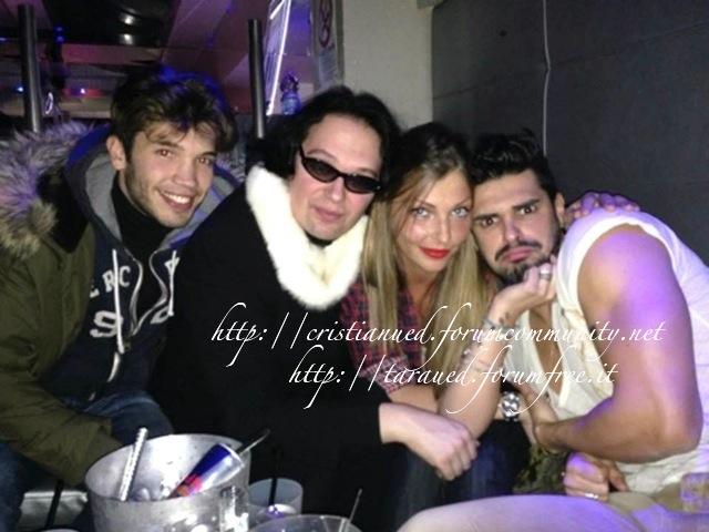 Cristian Gallella e Tara Gabrieletto
