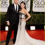 Golden Globes 2014 - Channing Tatum e Jenna Dewan