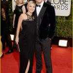 Golden Globes 2014 - Chris Hemsworth e Elsa Pataky