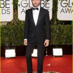 Golden Globes 2014 - Chris Pine