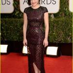 Golden Globes 2014 - Elisabeth Moss