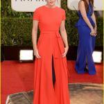 Golden Globes 2014 - Emma Watson