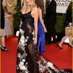 Golden Globes 2014 - Heidi Klum
