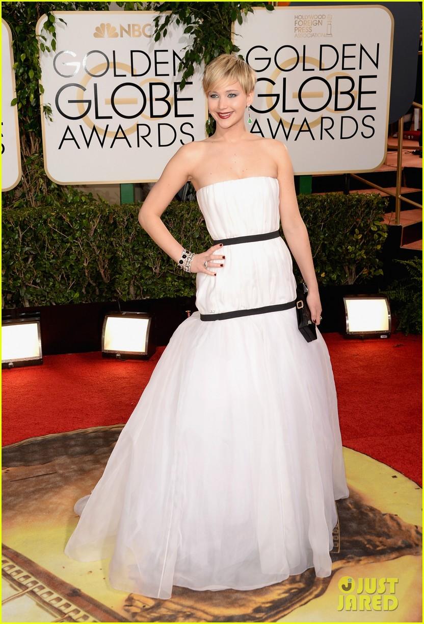 Golden Globes 2014 - Jennifer Lawrence