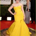 Golden Globes 2014 - Lena Dunham