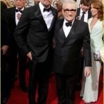 Golden Globes 2014 - Leonardo Di Caprio e Martin Scorsese