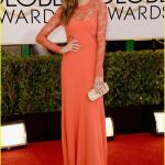 Golden Globes 2014 - Louise Roe