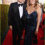 Golden Globes 2014 - Tom Hanks e Rita Wilson