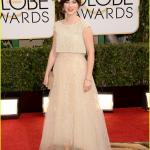 Golden Globes 2014 - Zooey Deschanel
