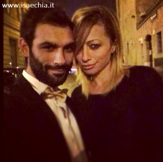 Irene Capuano e Francesco Arca
