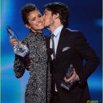 People's Choice Awards - Ian Somerhalder e Nina Dobrev