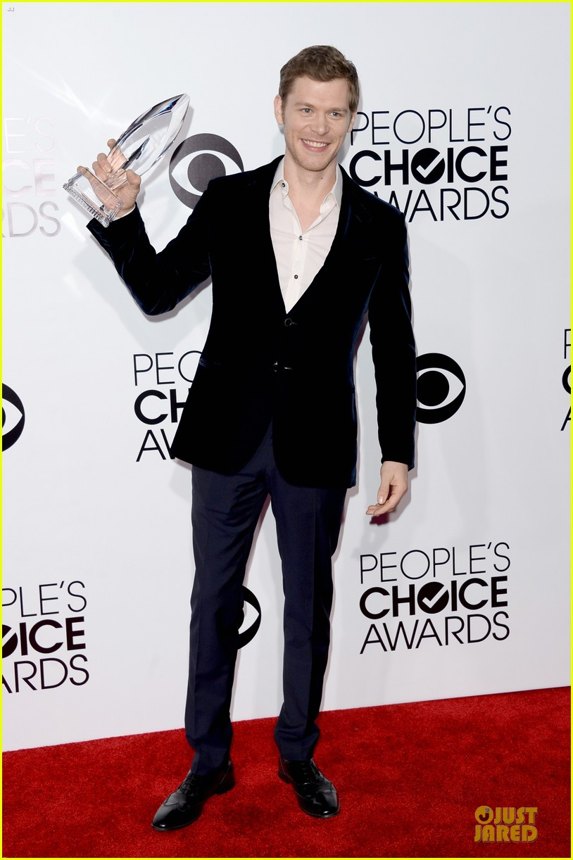 People's Choice Awards... Justin Timberlake Mirrors