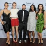 TCA 2014 - Cast Scandal