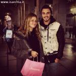 Francesco Monte e Veronica Cozzani