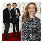 Oscar Luncheon 2014 - Richard Linklater, Ethan Hawke, Julie Delpy