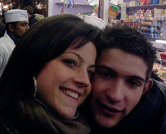 Pierdavide Carone e Grazia Striano
