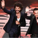 Sanremo 2014 - Francesco Renga e Francesco Silvestre
