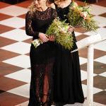 Sanremo 2014 - Tania Cagnotto e Francesca Dallapé