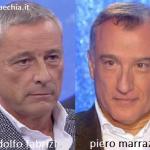 Somiglianza tra Rodolfo Fabrizi e Piero Marrazzo