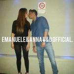 Anna Munafò ed Emanuele Trimarchi