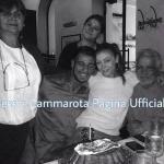 Aldo Palmeri, Alessia Cammarota con la Famiglia di Alessia