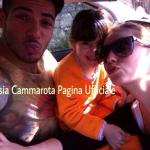 Aldo Palmeri, Alessia Cammarota con la nipote di Alessia