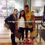 Aldo Palmeri e Alessia Cammarota con i Fans