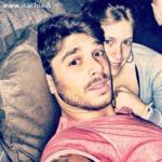Andrea Cerioli e la nipote Celeste