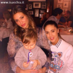 Cecilia Rodriguez, Belen Rodriguez e Santiago De Martino
