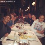 Cecilia Rodriguez, Francesco Monte, Adelaide De Martino, Belen Rodriguez, Stefano De Martino e Santiago De Martino