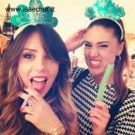 Cecilia Rodriguez e Valentina