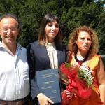 Francesca Rocco e i Genitori