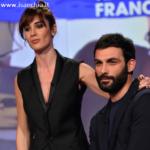 Francesco Arca e Silvia Toffanin