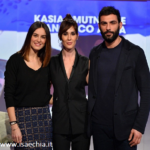 Francesco Arca, Kasia Smutniak e Silvia Toffanin