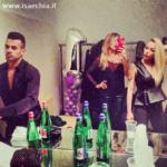 Gianni Sperti, Karina Cascella e Guendalina Canessa