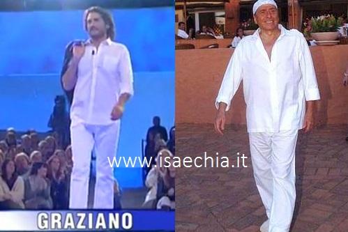 Graziano Amato, Silvio Berlusconi
