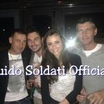 Guido Soldati, Domenico Longo, Samuel Baiocchi ed Irene Casartelli