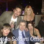 Guido Soldati, Isabella Falasconi, Erica Hauser e Giuliano Giuliani